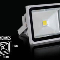 LÁMPARA REFLECTOR LED 20 W